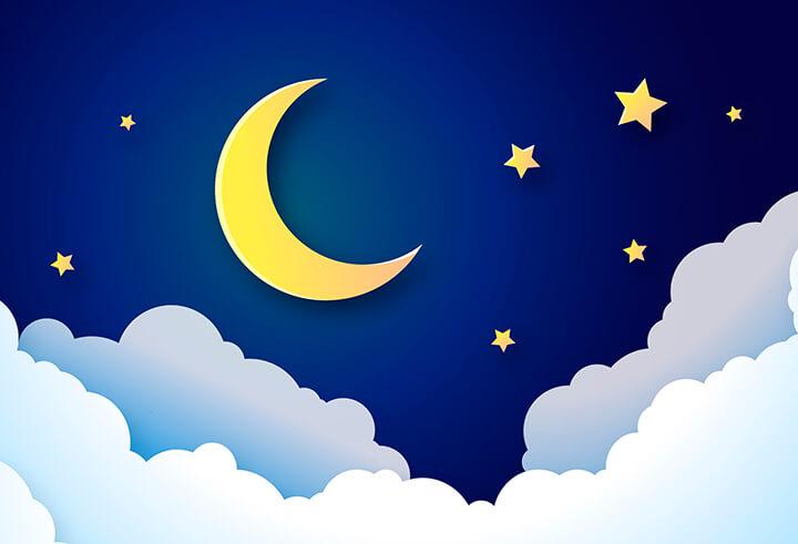 cele mai frumoase urari de noapte buna