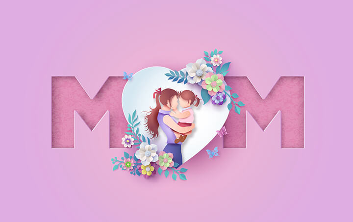 mesaje pentru mama