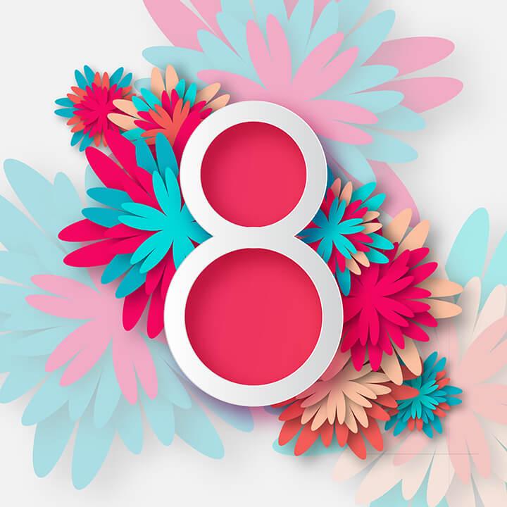 urari de 8 martie pentru femei